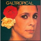 Gal Costa Gal Tropical 1979 [cd Novo De Fabrica]